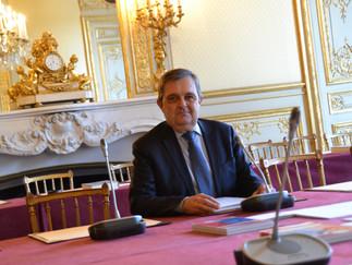 Mon intervention en commission de suivi du projet de loi Macron // 1ère partie
