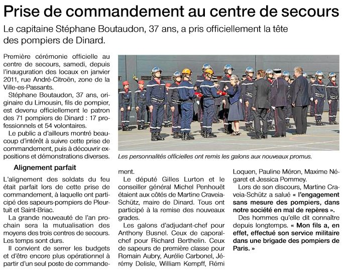 2014-09-29-OF-SM-Prise de commandement Centre Dinard