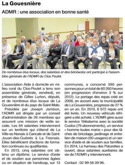 2014-09-28-OF-SM-AssemblÇe GÇnÇrale ADMR du Clos Poulet
