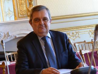 Gilles Lurton élu Vice-Président de la Commission d'enquête sur la FIBROMYALGIE