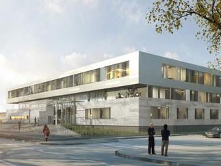 Réaction suite à l'annonce du début des travaux du Palais de Justice de Saint-Malo au mois de janvie