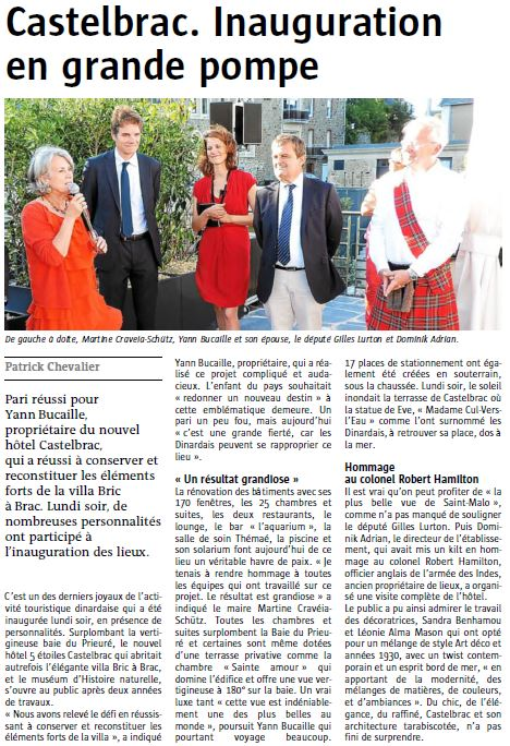 2015-07-01-T-Inauguration Castelbrac