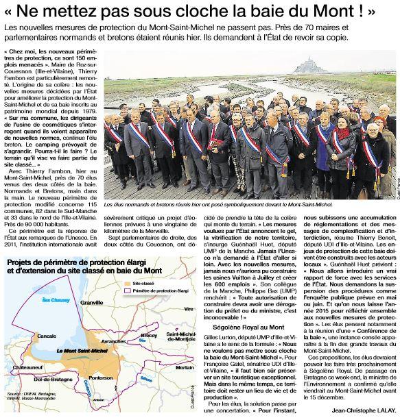 2014-11-25-OF-Bzh-Rassemblement des maires-Baie du Mont Saint-Michel
