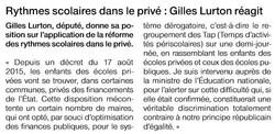 2015-09-12-OF-SM-RÇaction_de_Gilles_LURTON_concernant_l'application_des_rythmes_scolaires_dans_le_pr