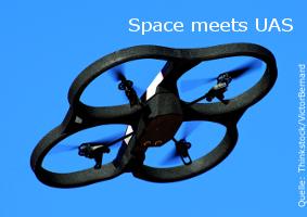 Space Meets UAS