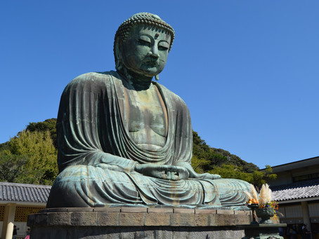 A gorgeous day in Kamakura