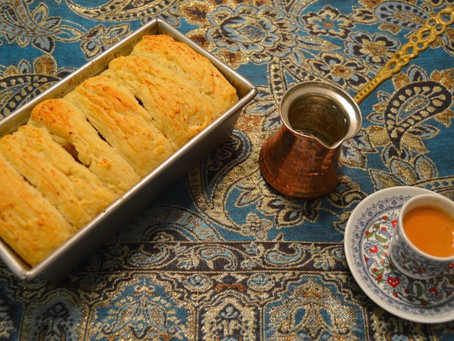 New Feast (Mediterranean Living Review)