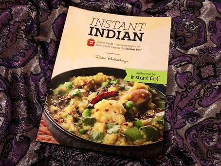 Cookbook review: Instant Indian
