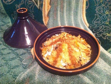 Vegetarian Tagines and Couscous