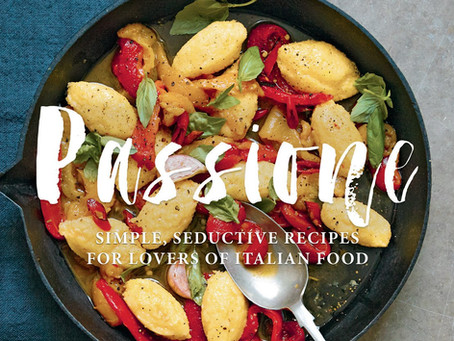 Cookbook Review: Passione: Simple, Seductive Recipes for Lovers of Italian Food