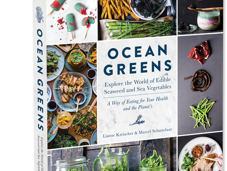 Ocean Greens: Explore the World of Edible Seaweed and Sea Vegetables