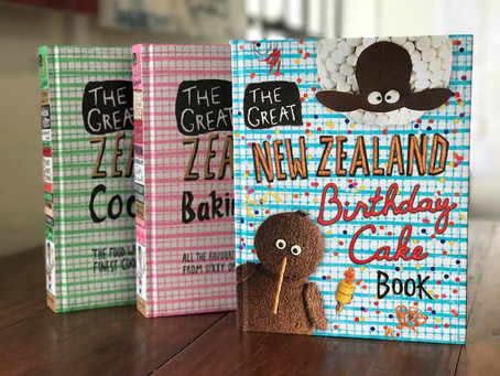 The Great New Zealand Baking Book / The Great New Zealand Birthday Cake Book