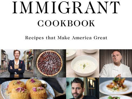 Cookbook review: The Immigrant Cookbook
