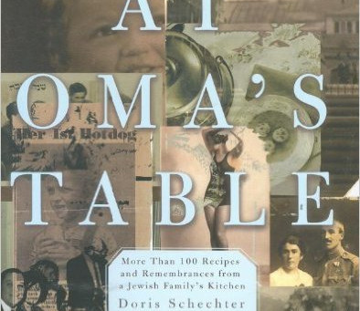 A must-have for kosher kitchens and fans of Jewish desserts (At Oma's Table)