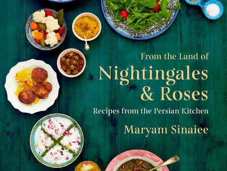 Cookbook review: From the Land of Nightingales and Roses