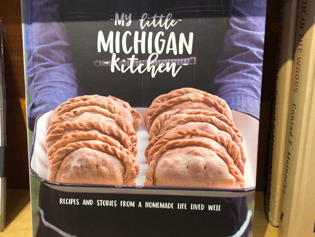 """My Little Michigan Kitchen"" — a love song to the Mitten State"