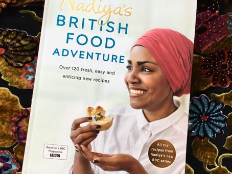 "Tofu coconut katsu curry from ""Nadiya's British Food Adventure!"""