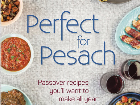 """Perfect for Pesach"" review"