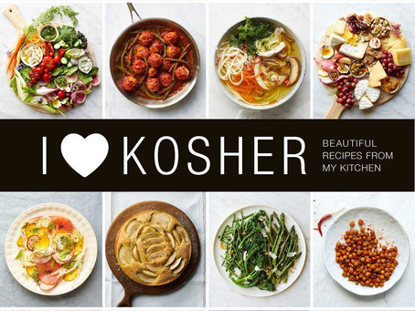 I ♥ Kosher: Beautiful Recipes from my Kitchen