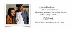 Herman Kline's Midlife Crisis