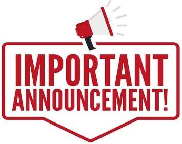 URGENT NOTICE: Summary of Covid Protocol of Thursday 3 June