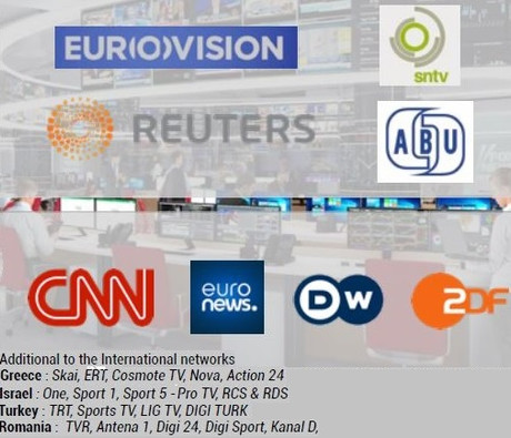 Massive International Media Coverage