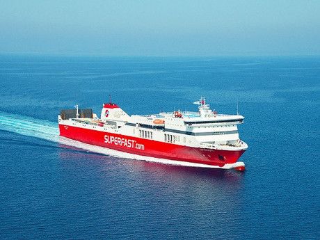 SuperFast Ferries Early Booking discounts