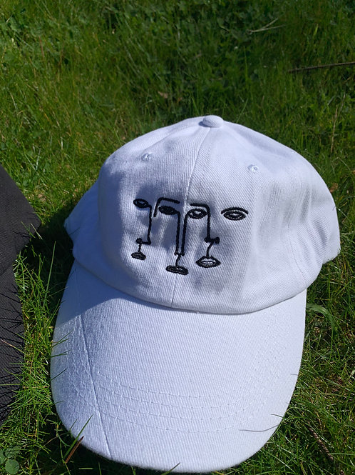 Chloe Embroidered Cap