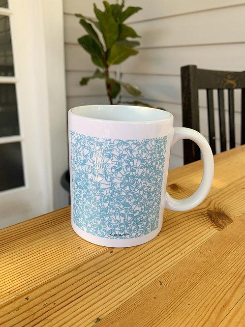 H Mug