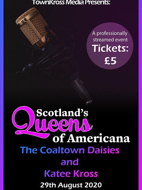 Scotland's Queens of Americana - The Coaltown Daises and Katee Kross