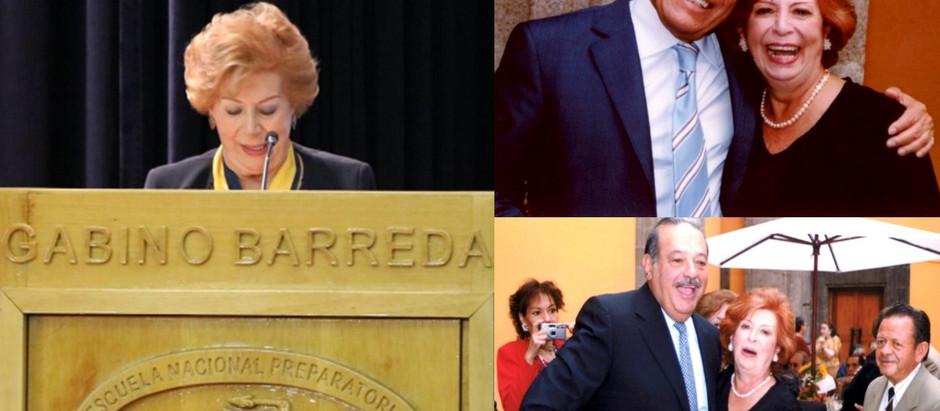 C.P. Rosa María Guerra Pérez, Preparatoriana incansable.