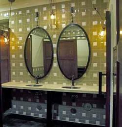 Metal Restroom Mirrors