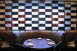 Checkered Metal Wall Panel