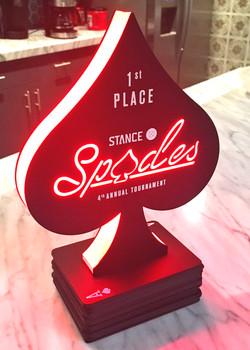 Stance Spade Trophy