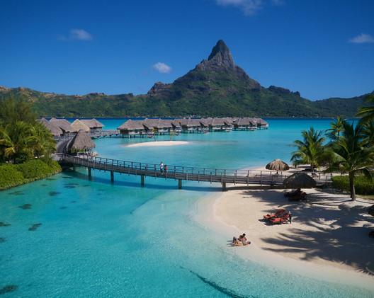 Intercontinental Bora Bora Resort & Thal