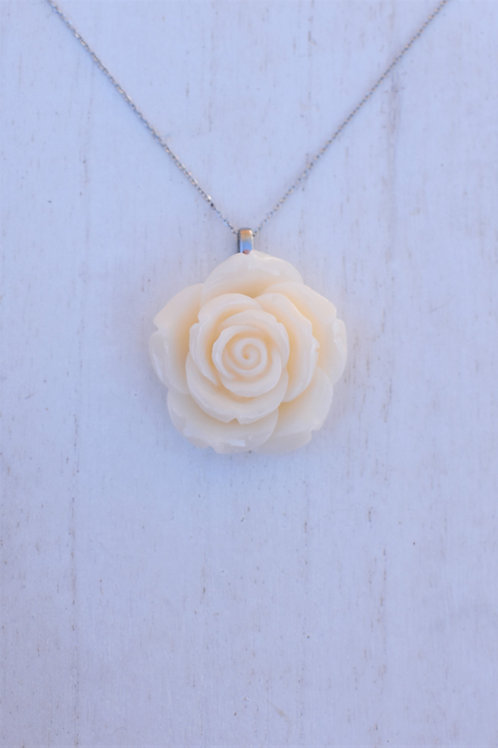 Rose III Necklace