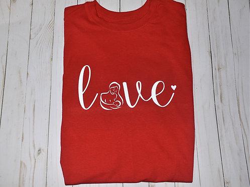 Love Adult Shirt