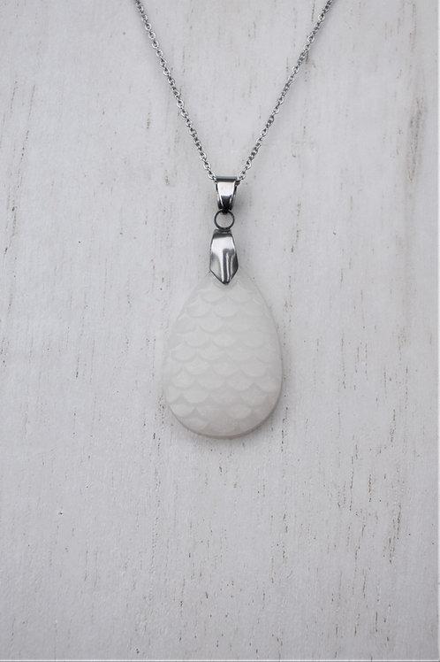 Mermaid Milk Drop Necklace
