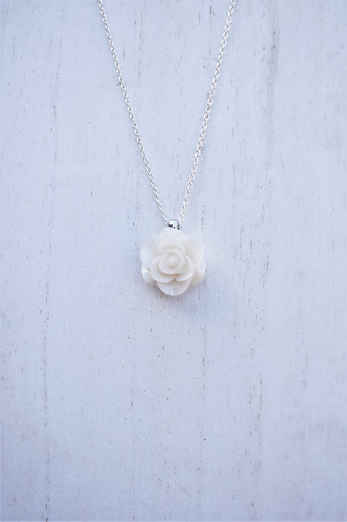 Rose II Necklace