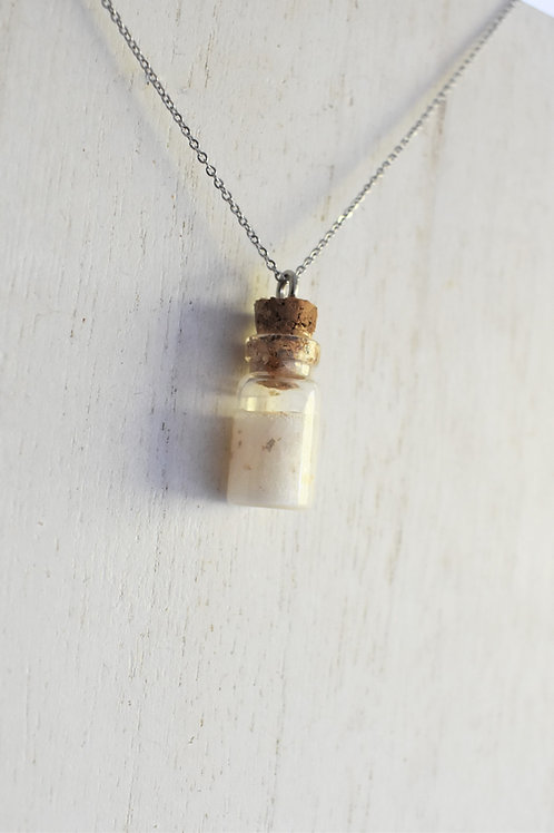 Glass Vial Necklace
