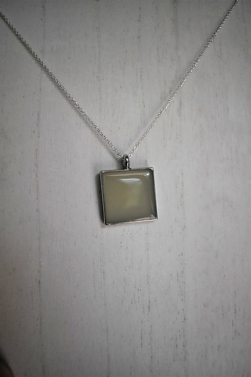 Small Square Necklace