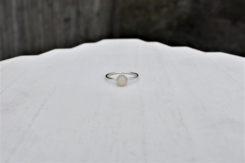 Sterling Silver 6 mm Ring