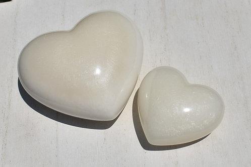 Heart Statue Set