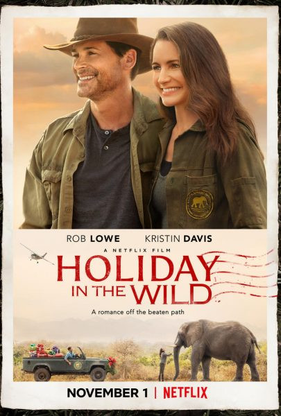 HOLIDAY IN THE WILD (2019)