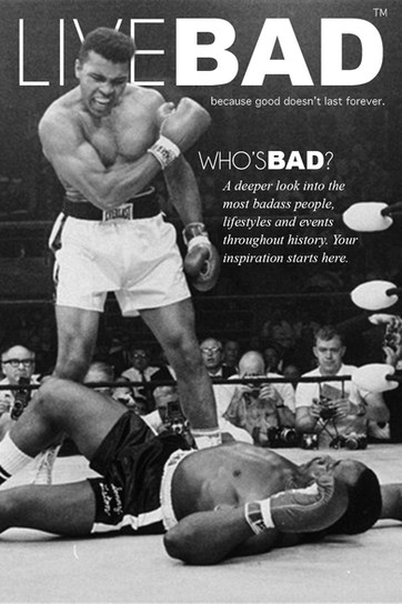 "LIVEBAD ""Who's Bad"" (2020)"
