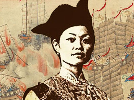 Ching Shih - The Pirate Queen of China - From Prostitute to Pirate Lord