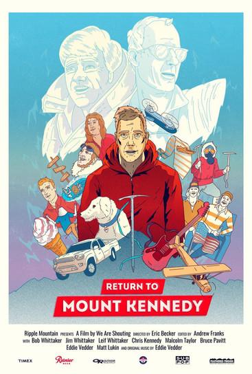 RETURN TO MOUNT KENNEDY (2019)