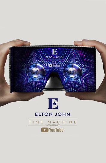 ELTON JOHN - LIVE VR STREAM (2018)