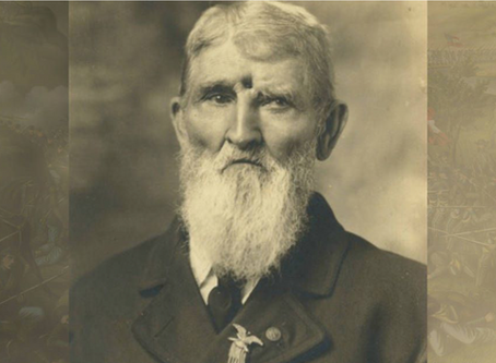Jacob Miller: The Civil War Vet Who Walked Around With a Bullet in His Face For 31 Years