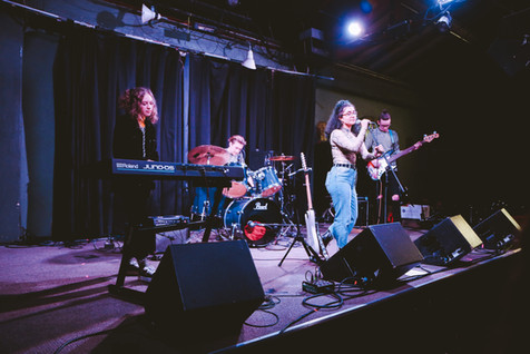 METRO Show at the Catalyst Club, Santa Cruz, 2019
